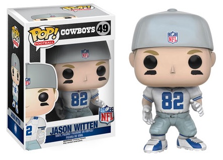 2016 Funko Pop NFL Series 3 49 Jason Witten