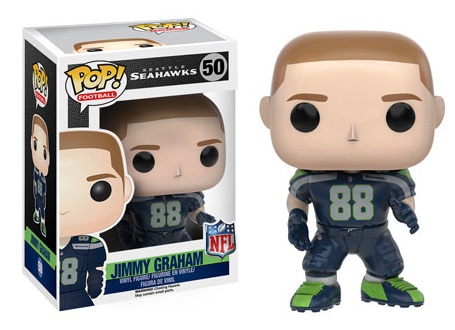 2016 Funko Pop NFL Series 3 50 Jimmy Graham