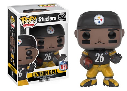 2016 Funko Pop NFL Series 3 52 Le'Veon Bell