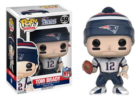 2016 Funko Pop NFL Series 3 59 Tom Brady