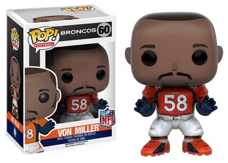 Ultimate Funko Pop NFL Football Figures Checklist and Gallery - 2020 Legends Figures 82