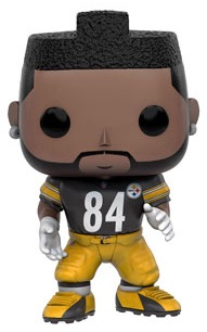 2016 Funko Pop NFL Series 3 Antonio Brown