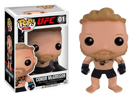 2016 Funko Pop UFC Vinyl Figures 01 Conor McGregor