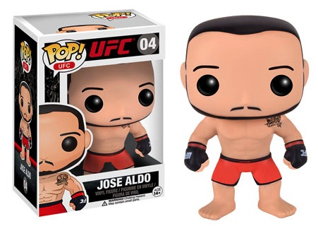 Ultimate Funko Pop UFC Vinyl Figures Guide 8