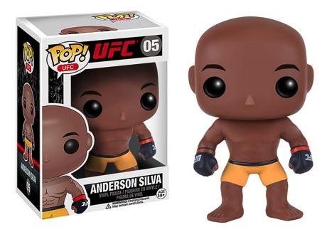 2016 Funko Pop UFC Vinyl Figures 05 Anderson Silva