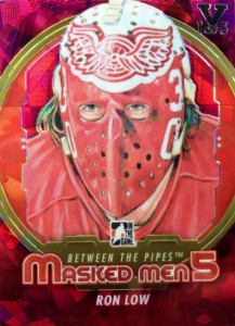 2016 In The Game The Final Vault Hockey Mask