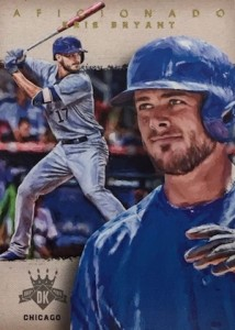 2016 Panini Diamond Kings Baseball Aficionado Kris Bryant