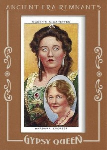 2016 Topps Gypsy Queen Baseball Cards 30