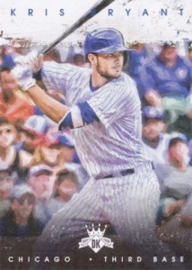2016 Panini Diamond Kings Baseball Base Kris Bryant