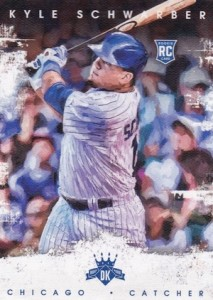 2016 Panini Diamond Kings Variations Checklist and Gallery 22