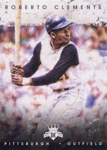 2016 Panini Diamond Kings Baseball Base Roberto Clemente