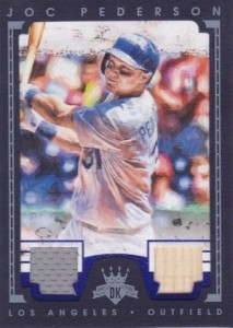 2016 Panini Diamond Kings Baseball Cards 25