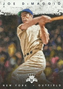 2016 Panini Diamond Kings Baseball Joe DiMaggio 2