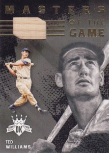 2016 Panini Diamond Kings Baseball Masters of the Game