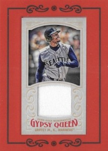 2016 Topps Gypsy Queen Baseball Cards 34