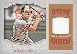 2016 Topps Gypsy Queen Baseball Cards 37