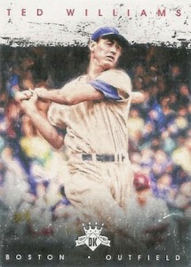 2016 Panini Diamond Kings Baseball Ted Williams 2
