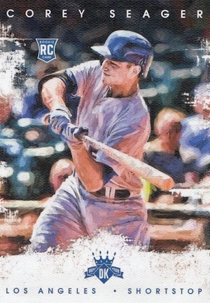 Top Corey Seager Rookie Cards and Prospect Cards 26