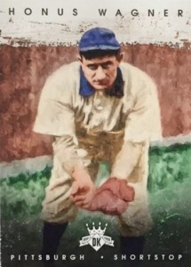 2016 Panini Diamond Kings Baseball Variations Honus Wagner 2
