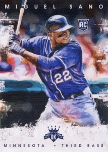 2016 Panini Diamond Kings Variations Checklist and Gallery 26