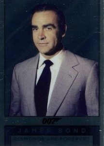 2016 Rittenhouse James Bond Classics 007 Trading Cards 30