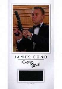 2016 Rittenhouse James Bond Classics 007 Trading Cards 29