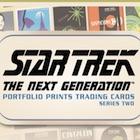 2016 Rittenhouse Star Trek The Next Generation Portfolio Prints Series 2 Trading Cards