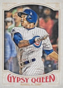 Full 2016 Topps Gypsy Queen Baseball Variations Checklist & Gallery 68