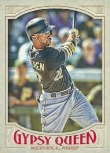 Full 2016 Topps Gypsy Queen Baseball Variations Checklist & Gallery 78