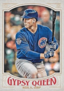 Full 2016 Topps Gypsy Queen Baseball Variations Checklist & Gallery 80