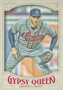 Full 2016 Topps Gypsy Queen Baseball Variations Checklist & Gallery 27