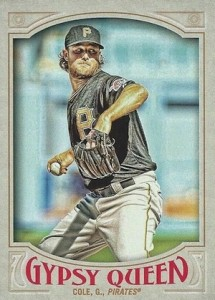 Full 2016 Topps Gypsy Queen Baseball Variations Checklist & Gallery 110