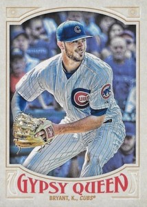 Full 2016 Topps Gypsy Queen Baseball Variations Checklist & Gallery 71