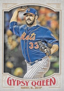 Full 2016 Topps Gypsy Queen Baseball Variations Checklist & Gallery 89