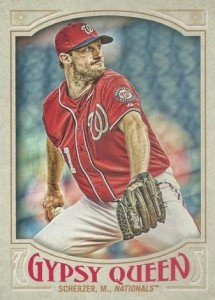 Full 2016 Topps Gypsy Queen Baseball Variations Checklist & Gallery 94