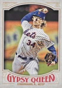 Full 2016 Topps Gypsy Queen Baseball Variations Checklist & Gallery 113