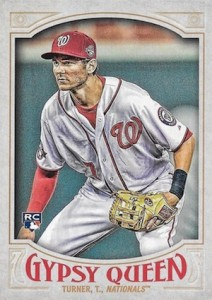 Full 2016 Topps Gypsy Queen Baseball Variations Checklist & Gallery 63