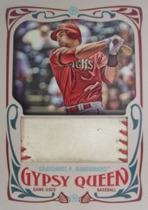 2016 Topps Gypsy Queen Baseball Laces Around the League