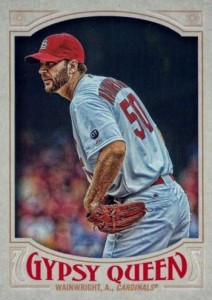 Full 2016 Topps Gypsy Queen Baseball Variations Checklist & Gallery 49