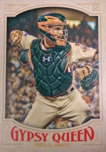 Full 2016 Topps Gypsy Queen Baseball Variations Checklist & Gallery 22