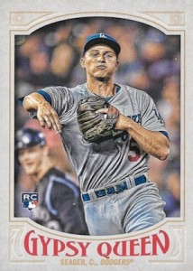 Full 2016 Topps Gypsy Queen Baseball Variations Checklist & Gallery 29