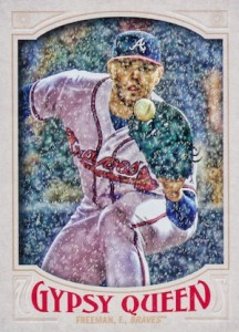 Full 2016 Topps Gypsy Queen Baseball Variations Checklist & Gallery 31