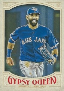 Full 2016 Topps Gypsy Queen Baseball Variations Checklist & Gallery 32