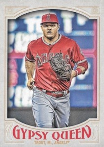 Full 2016 Topps Gypsy Queen Baseball Variations Checklist & Gallery 99
