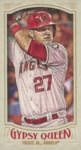Full 2016 Topps Gypsy Queen Baseball Variations Checklist & Gallery 198