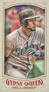 Full 2016 Topps Gypsy Queen Baseball Variations Checklist & Gallery 139