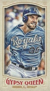 Full 2016 Topps Gypsy Queen Baseball Variations Checklist & Gallery 142