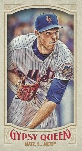 Full 2016 Topps Gypsy Queen Baseball Variations Checklist & Gallery 159