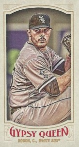 Full 2016 Topps Gypsy Queen Baseball Variations Checklist & Gallery 186
