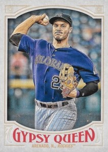 Full 2016 Topps Gypsy Queen Baseball Variations Checklist & Gallery 43
